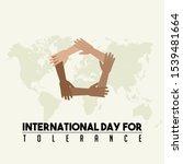 international day for tolerance ...   Shutterstock .eps vector #1539481664