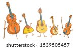 Stringed Musical Instruments....