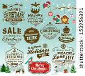 Collection Of Christmas Design...