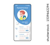 payments for school smartphone...