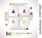 modern infographic template for ...