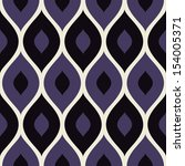 Seamless Pattern Violet And...
