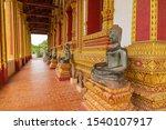 Vientiane  Laos   October 05 ...