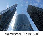 skyscrapers | Shutterstock . vector #15401368