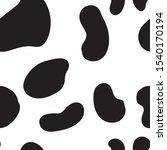 small polka dot seamless...   Shutterstock .eps vector #1540170194