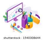 data analysis  seo analysis ...   Shutterstock .eps vector #1540308644