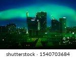 abstract green illustration... | Shutterstock . vector #1540703684