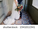 Wedding Image Of Bride And...