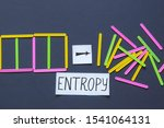 Word Entropy On The Dark...