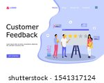 customer feedback vector...