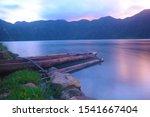 Beautiful Sunrise at Lake Holon, Tboli, South Cotabato