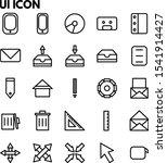 illustration of user interface...
