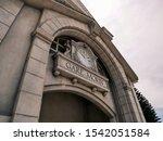 The Clock Station European...