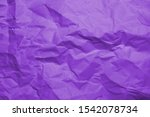 Rumpled Paper Texture Purple....