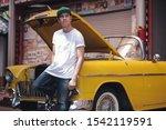 raffi ahmad  famous indonesia... | Shutterstock . vector #1542119591