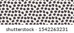 appaloosa imperfect polka dot... | Shutterstock .eps vector #1542263231