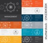 management infographic 10 line...