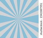 colorful pastel sunburst vector ...   Shutterstock .eps vector #1542387551