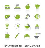 Food Icons   1 Of 2    Natura...
