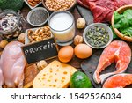 Selection Food Sources Of...