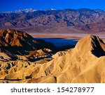 View From Zabriskie Point ...