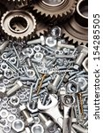 Steel Gears  Nuts  Bolts  And...