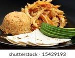 healthy chicken breast fajitas...