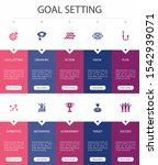 goal setting infographic 10...