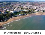 Aerial Photo Of The British...