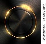 vector dark realistic textured... | Shutterstock .eps vector #1542994844