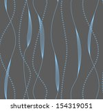 seamless pattern with swatch... | Shutterstock .eps vector #154319051