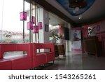 karita muslim fashion sales... | Shutterstock . vector #1543265261