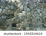 Natural Stone Wall Texture...