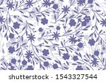 natural leaves decorative...   Shutterstock .eps vector #1543327544
