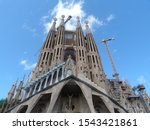 Sagrada Familia Cathedral By...