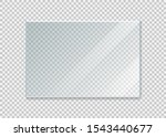 glass windowisolated on white... | Shutterstock .eps vector #1543440677