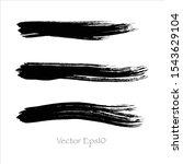 brush stroke watercolor.vector...   Shutterstock .eps vector #1543629104