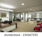 office space | Shutterstock . vector #154367255