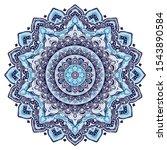 Indian Rug Mandala. Aztec Towel ...