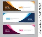 vector abstract design web... | Shutterstock .eps vector #1544160647
