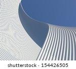 architectural modern design....   Shutterstock . vector #154426505