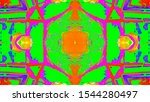 abstract colorful festive... | Shutterstock . vector #1544280497