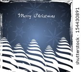christmas background with... | Shutterstock .eps vector #154430891