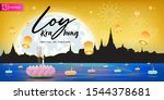 Loy Krathong Festival With...