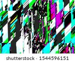 abstract colored pattern.... | Shutterstock . vector #1544596151