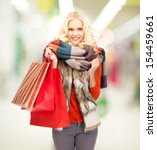 Retail And Sale Concept   Happ...