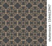 seamless floral wallpaper...   Shutterstock .eps vector #1544613947
