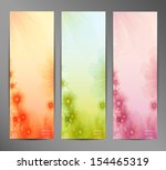 abstract flower vector...