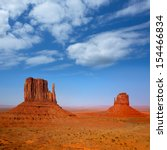 Monument Valley West And East...