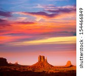Monument Valley West Mitten An...